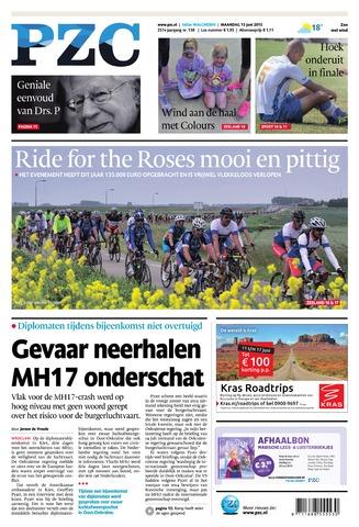 Provinciale Zeeuwse Courant 2015-06-15