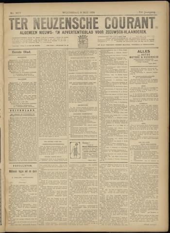 Ter Neuzensche Courant. Algemeen Nieuws- en Advertentieblad voor Zeeuwsch-Vlaanderen / Neuzensche Courant ... (idem) / (Algemeen) nieuws en advertentieblad voor Zeeuwsch-Vlaanderen 1931-05-06