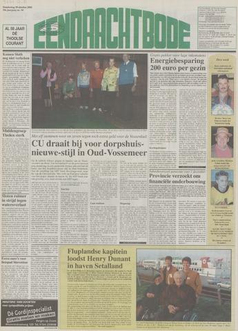Eendrachtbode (1945-heden)/Mededeelingenblad voor het eiland Tholen (1944/45) 2003-10-30