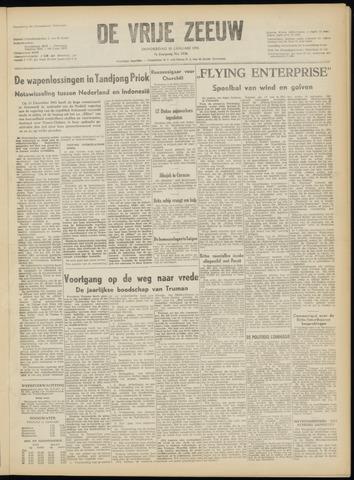 de Vrije Zeeuw 1952-01-10
