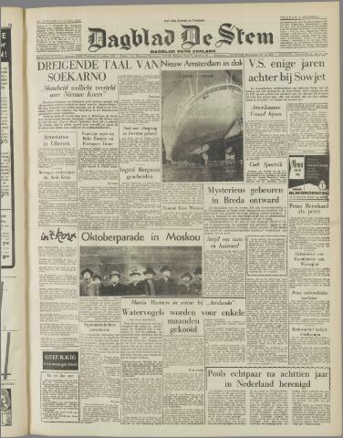 de Stem 1957-11-08