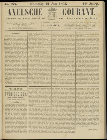 Axelsche Courant 1895-06-12