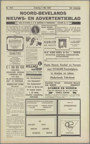 Noord-Bevelands Nieuws- en advertentieblad 1936-05-02