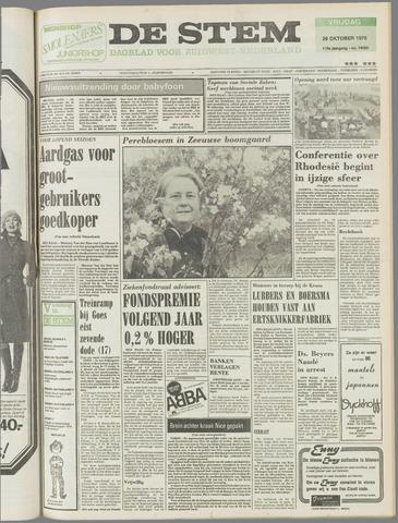 de Stem 1976-10-29