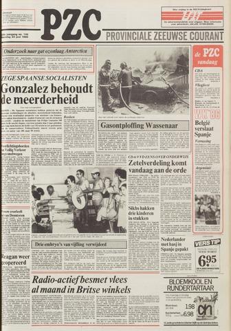 Provinciale Zeeuwse Courant 1986-06-23