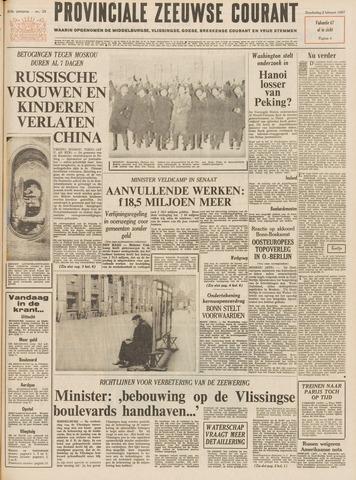 Provinciale Zeeuwse Courant 1967-02-02