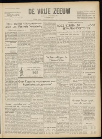 de Vrije Zeeuw 1953-11-28