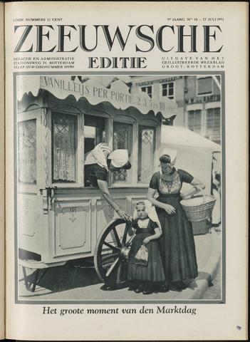 Ons Zeeland / Zeeuwsche editie 1931-07-17