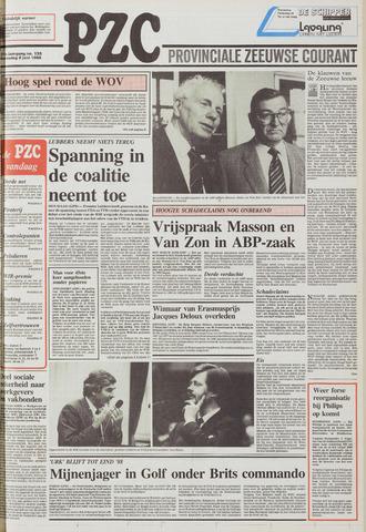 Provinciale Zeeuwse Courant 1988-06-08
