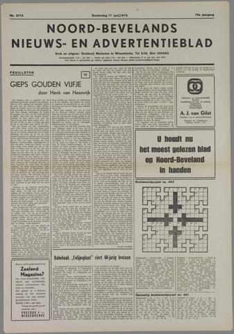 Noord-Bevelands Nieuws- en advertentieblad 1976-06-17