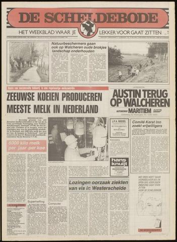 Scheldebode 1984-12-05
