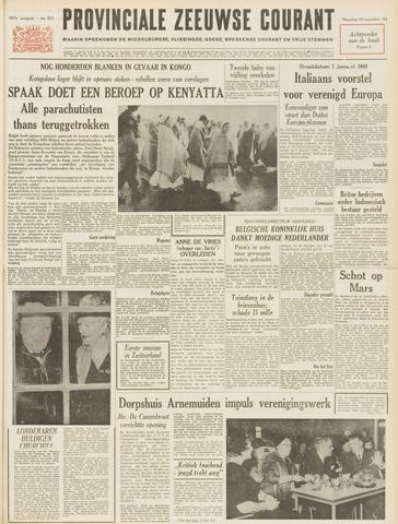 Provinciale Zeeuwse Courant 1964-11-30