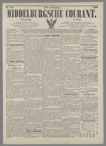 Middelburgsche Courant 1895-06-03
