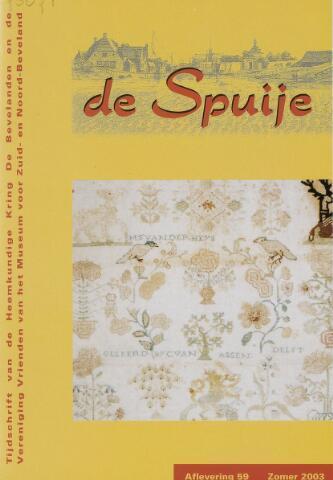 De Spuije 2003-07-01