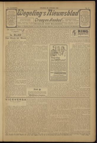 Zeeuwsch Nieuwsblad/Wegeling's Nieuwsblad 1931-01-23