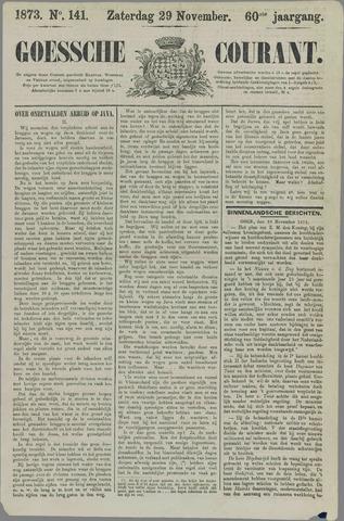 Goessche Courant 1873-11-29