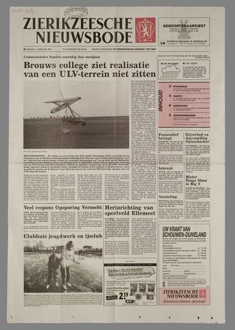 Zierikzeesche Nieuwsbode 1995-02-07