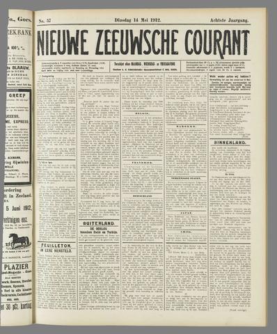 Nieuwe Zeeuwsche Courant 1912-05-14