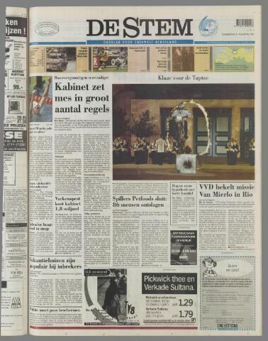 de Stem 1997-08-21