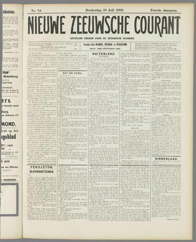 Nieuwe Zeeuwsche Courant 1906-07-19