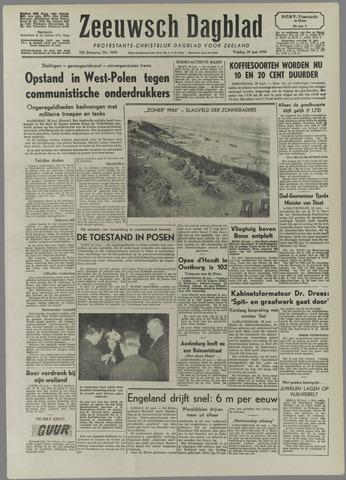Zeeuwsch Dagblad 1956-06-29