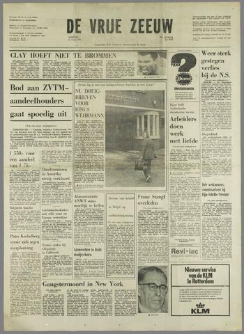 de Vrije Zeeuw 1971-06-29