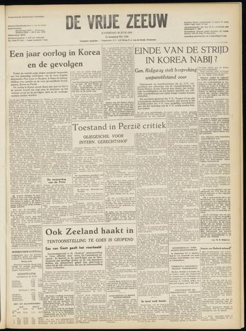 de Vrije Zeeuw 1951-06-30