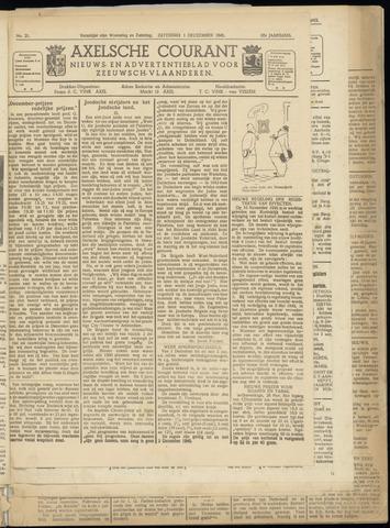 Axelsche Courant 1945-12-01