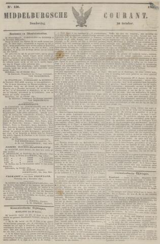 Middelburgsche Courant 1851-10-30