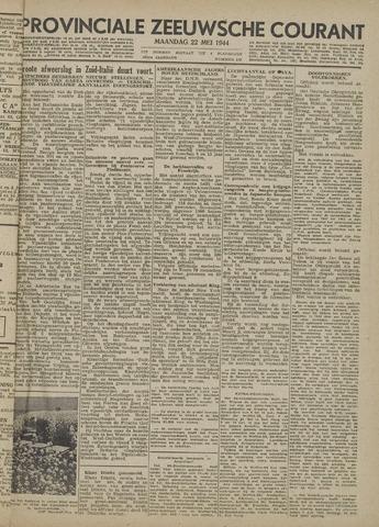 Provinciale Zeeuwse Courant 1944-05-22
