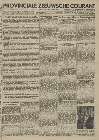 Provinciale Zeeuwse Courant 1943-05-05