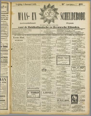 Maas- en Scheldebode 1915