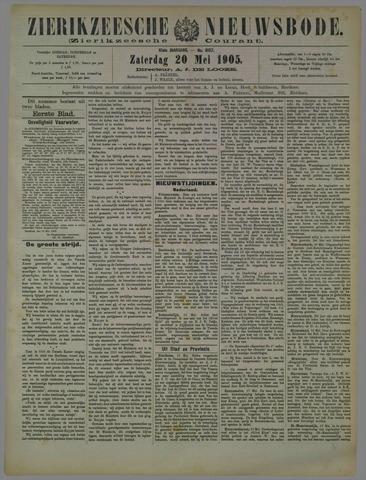 Zierikzeesche Nieuwsbode 1905-05-20