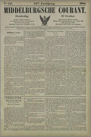 Middelburgsche Courant 1884-10-16