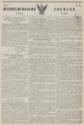 Middelburgsche Courant 1853-04-16