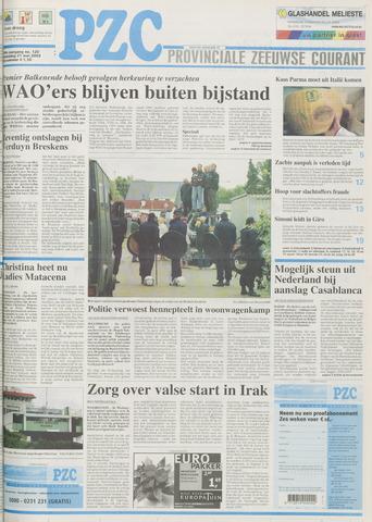 Provinciale Zeeuwse Courant 2003-05-21
