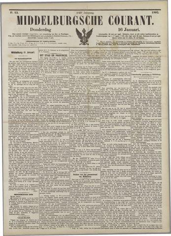 Middelburgsche Courant 1902-01-16