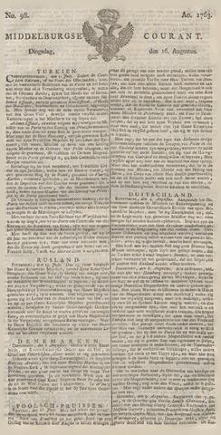 Middelburgsche Courant 1763-08-16