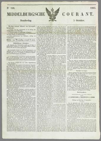 Middelburgsche Courant 1865-10-05