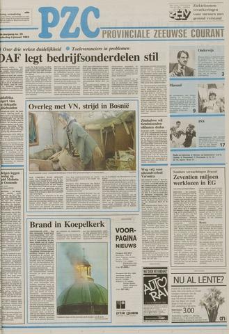 Provinciale Zeeuwse Courant 1993-02-04