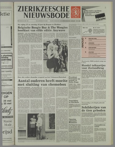 Zierikzeesche Nieuwsbode 1991-05-28
