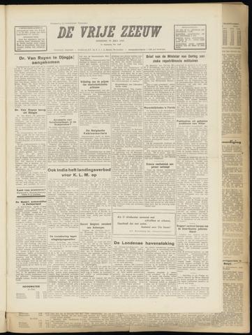 de Vrije Zeeuw 1949-07-19