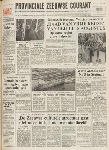Provinciale Zeeuwse Courant 1969-05-12