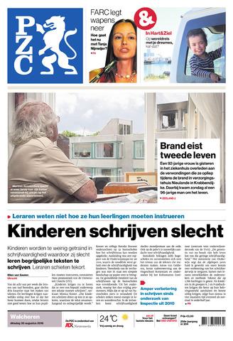 Provinciale Zeeuwse Courant 2016-08-30