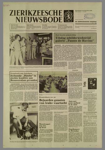 Zierikzeesche Nieuwsbode 1984-08-13