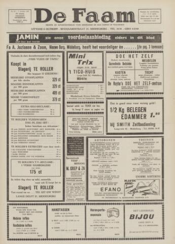de Faam en de Faam/de Vlissinger 1967-12-07