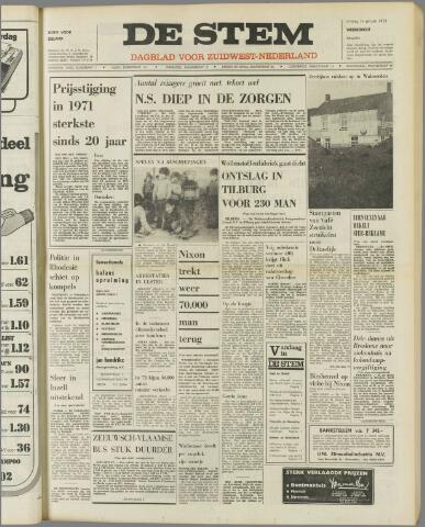 de Stem 1972-01-14