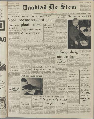 de Stem 1960-10-21