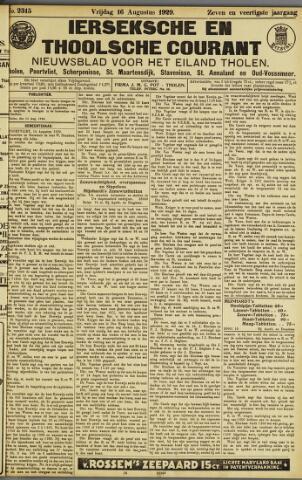 Ierseksche en Thoolsche Courant 1929-08-16