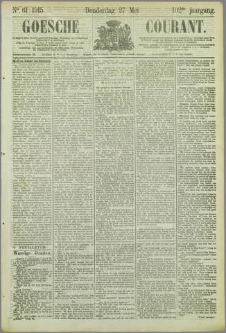 Goessche Courant 1915-05-27